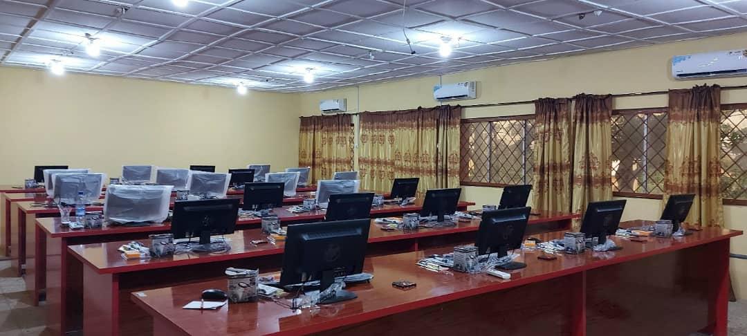 NEDC Gombe smartphone lab